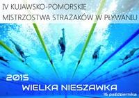 IV Kujawsko-Pomorskie Mistrzostwa Strażaków w Pływaniu 2015 - Wyniki