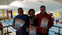 Mistrzostwa Polski Służb Mundurowych w Pływaniu - Szczytno 2017