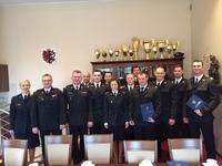 Podsumowanie udziału kadry województwa w Mistrzostwach Polski Służb Mundurowych w pływaniu