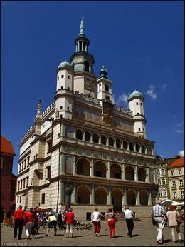 Poznań Old Town/Stare Miasto Poznań