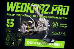 Wedkarz.pro - sklep internetowy