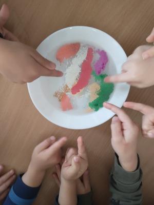 eksperymenty z mydłem - chłopcy