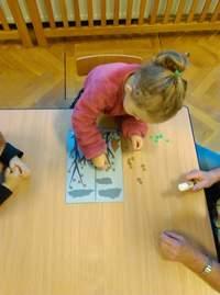 """Nasze dzieci biorą udział w konkursie plastycznym """"Dbam o Ziemię.."""""""