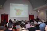 Beatriz Arroyo przedstawia sytuację błotniaka łąkowego w Hiszpanii.