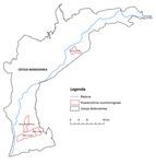 Ryc. 2. Lokalizacja powierzchni monitoringowych w Ostoi Biebrzańskiej
