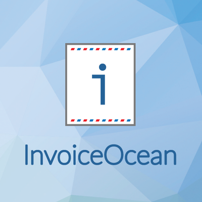 InvoiceOcean Icon