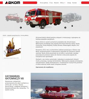 Arkom - pojazdy specjalistyczne