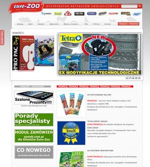 Portal firmy Euro-ZOO
