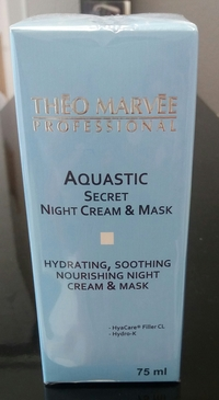 SECRET NIGHT CREAM & MASK