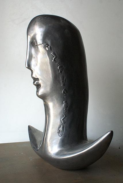 wilenka 2018 aluminium 40x36x15cm