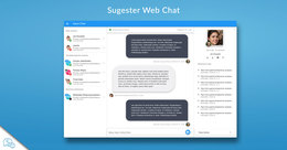 Sugester Web Chat. Nowy panel operatora.ester WebCzat. Nowy panel operatora.