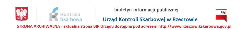 Urząd Kontroli Skarbowej w Rzeszowie