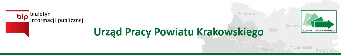 Biuletyn Informacji Publiczne Urzędu Pracy Powiatu Krakowskiego