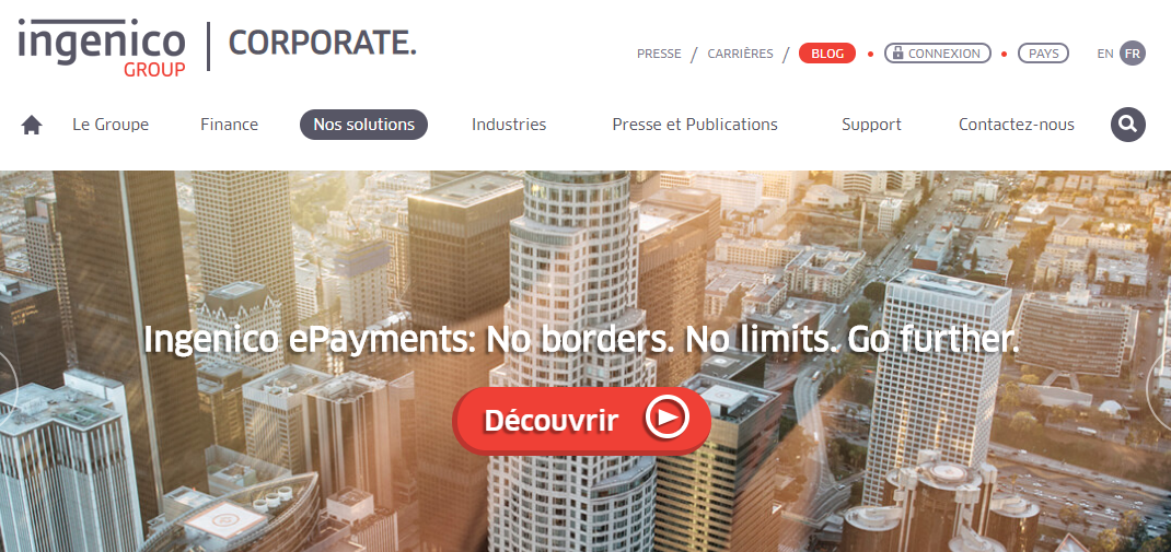 Facturation Ingenico Epayments Intégration Paiement en Ligne Règlement Facture