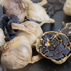 Isn't black garlic just garlic?