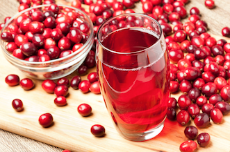 Take Care with Cranberries