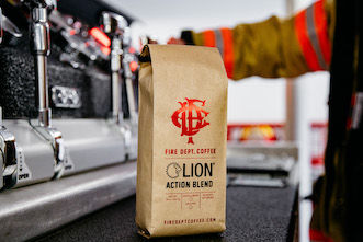 Help fight cancer with every sip of the NEW LION Action Blend Roast
