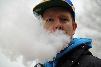 Vaping chemical may create toxic ketene gas. Researchers warn that vaping can cause health-damaging chemical reactions.