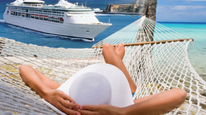 Preventing flu on cruise ships vacation