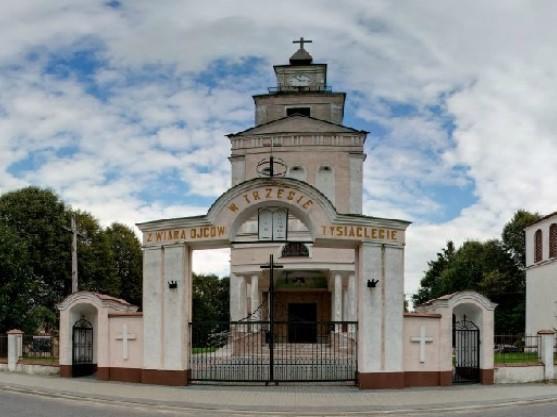 PARAFIA RZYMSKO-KATOLICKA pw. Św. Andrzeja z Awelinu w Radomyśli