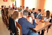 I Sesja Młodzieżowej Rady Gminy Wiśniew