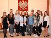 III Sesja Młodzieżowej Rady Gminy Wiśniew