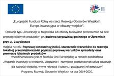 Europejski Fundusz Rolny na rzecz Rozwoju Obszarów Wiejskich